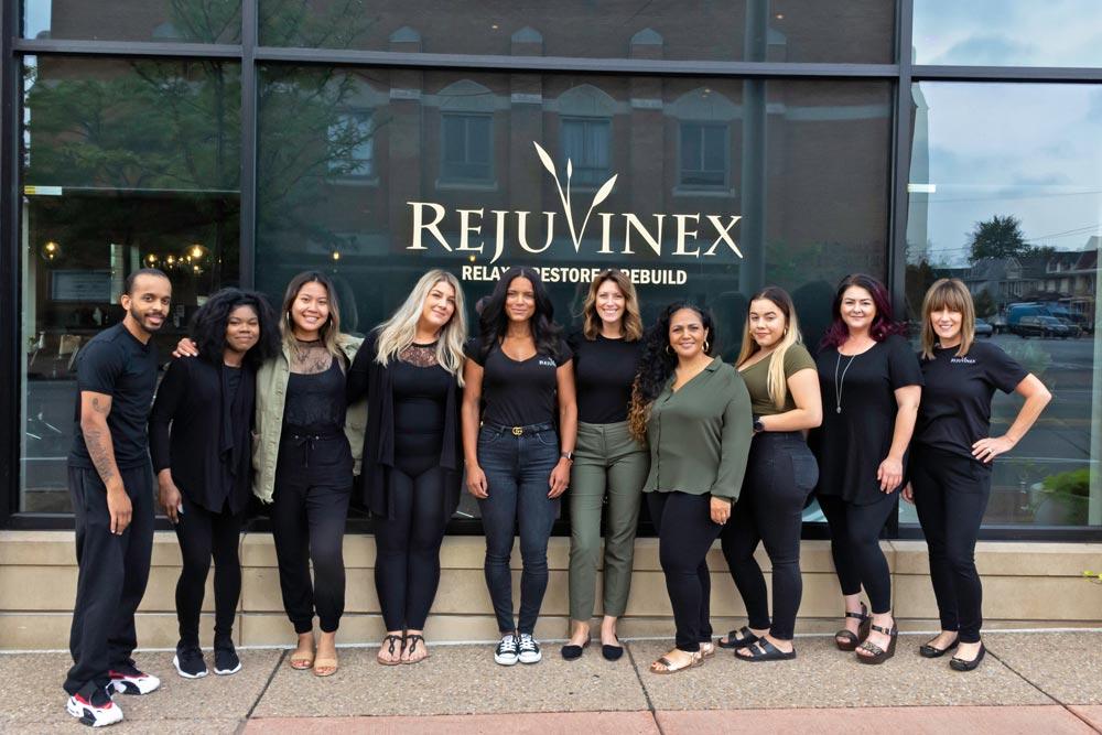 rejuvinex-team-photo